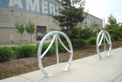 Bikeparking Com Bike Rack Welle Circular Rack